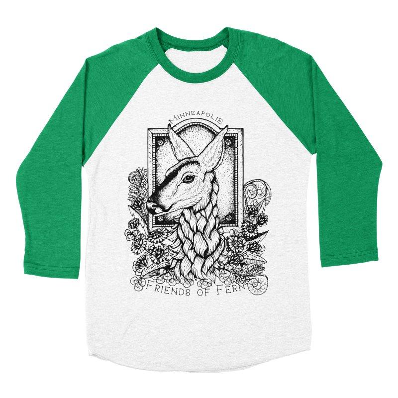 Friends of Fern II Men's Longsleeve T-Shirt by Black Banjo Arts