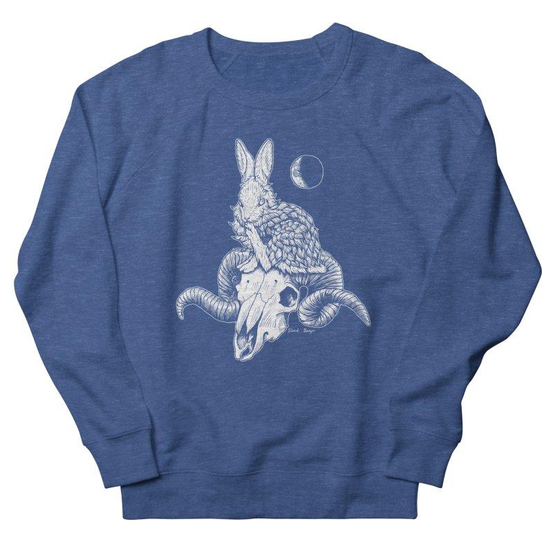 Rabbit & Ram Men's Sweatshirt by Black Banjo Arts