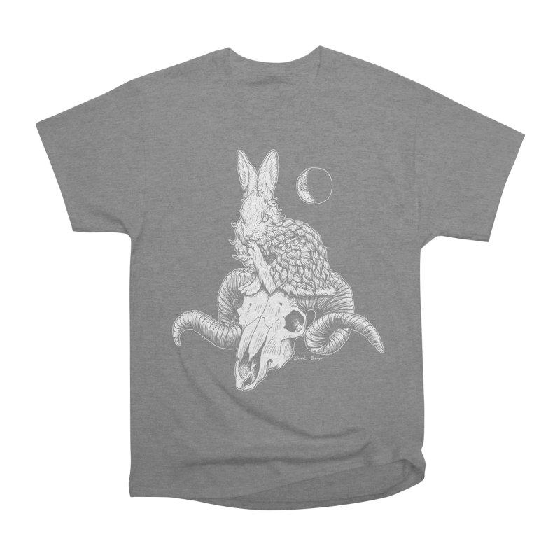 Rabbit & Ram Women's T-Shirt by Black Banjo Arts