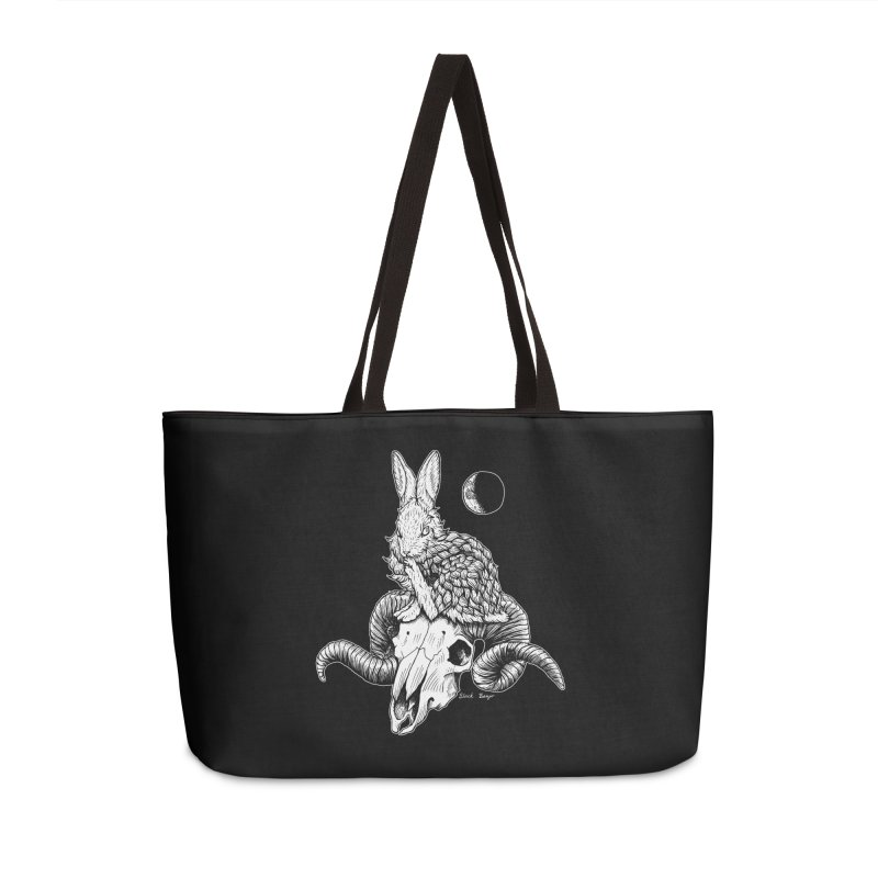 Rabbit & Ram Accessories Weekender Bag Bag by Black Banjo Arts