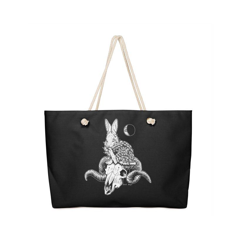 Rabbit & Ram Accessories Bag by Black Banjo Arts