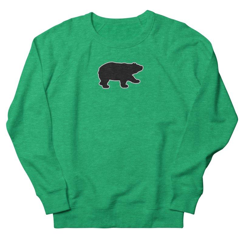 Black Bear Women's Sweatshirt by Black Bear Apparel