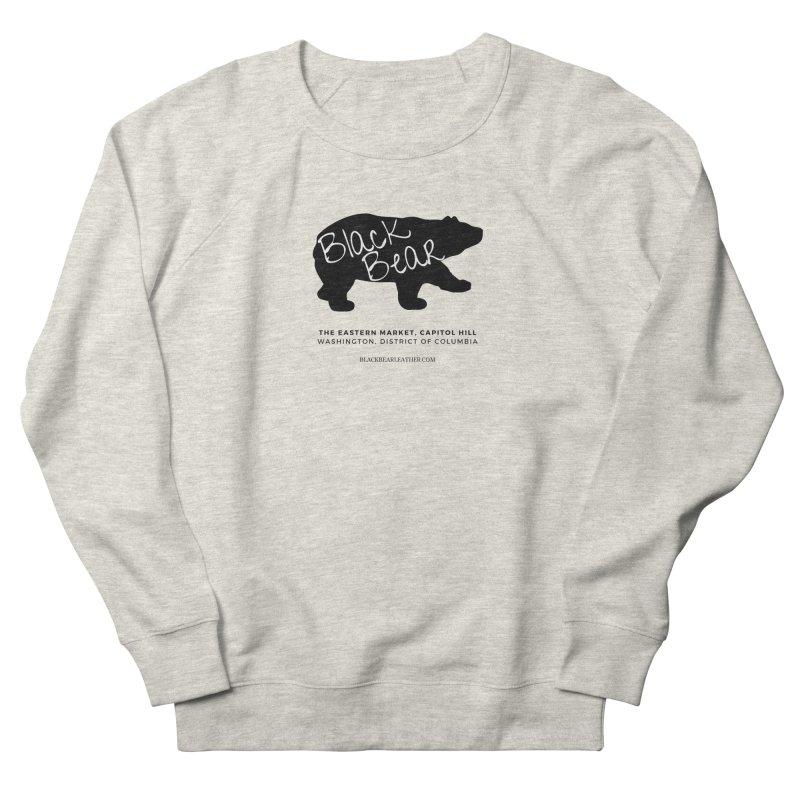 Eastern Market, Capitol Hill Women's French Terry Sweatshirt by Black Bear Apparel