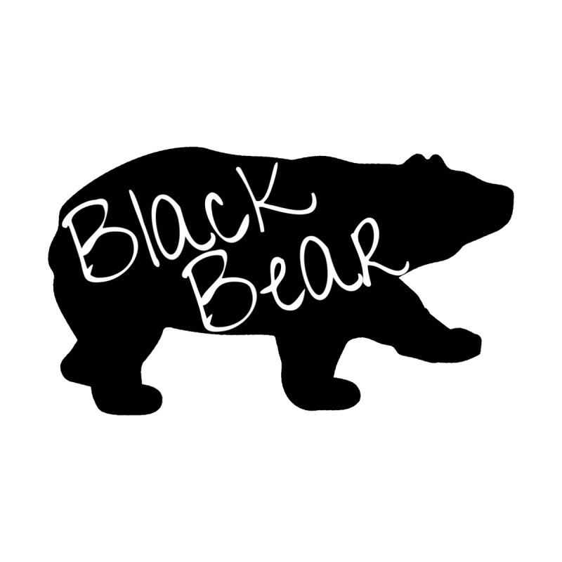 Black Bear Insider Men's T-Shirt by Black Bear Apparel