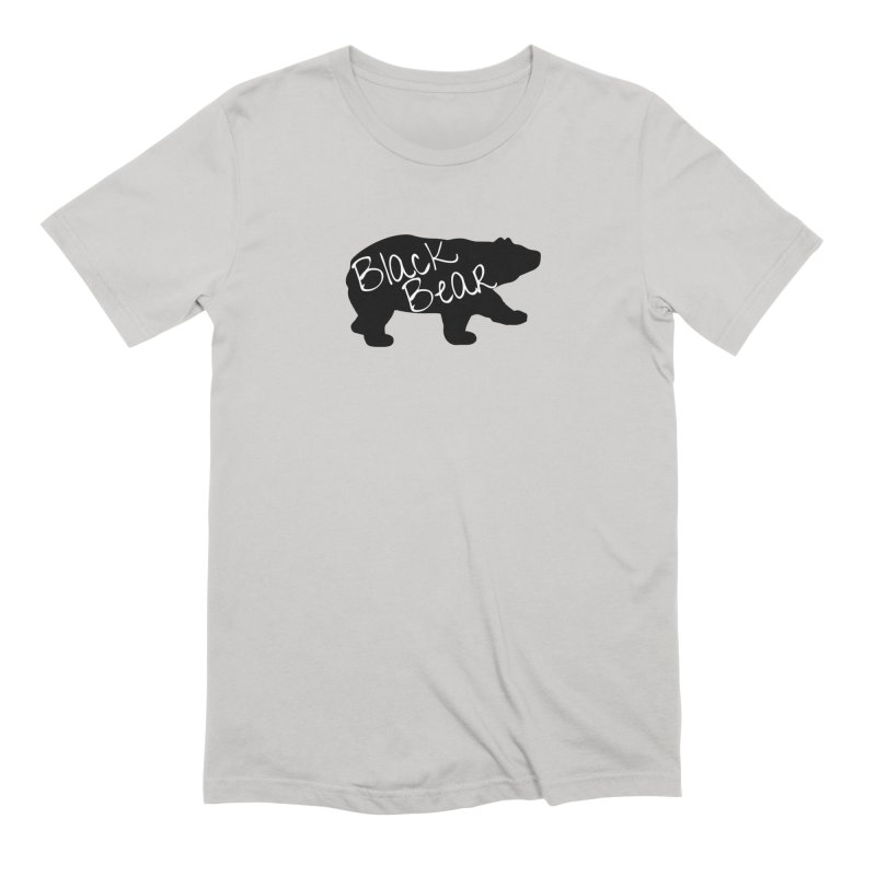 Black Bear Insider Men's Extra Soft T-Shirt by Black Bear Apparel