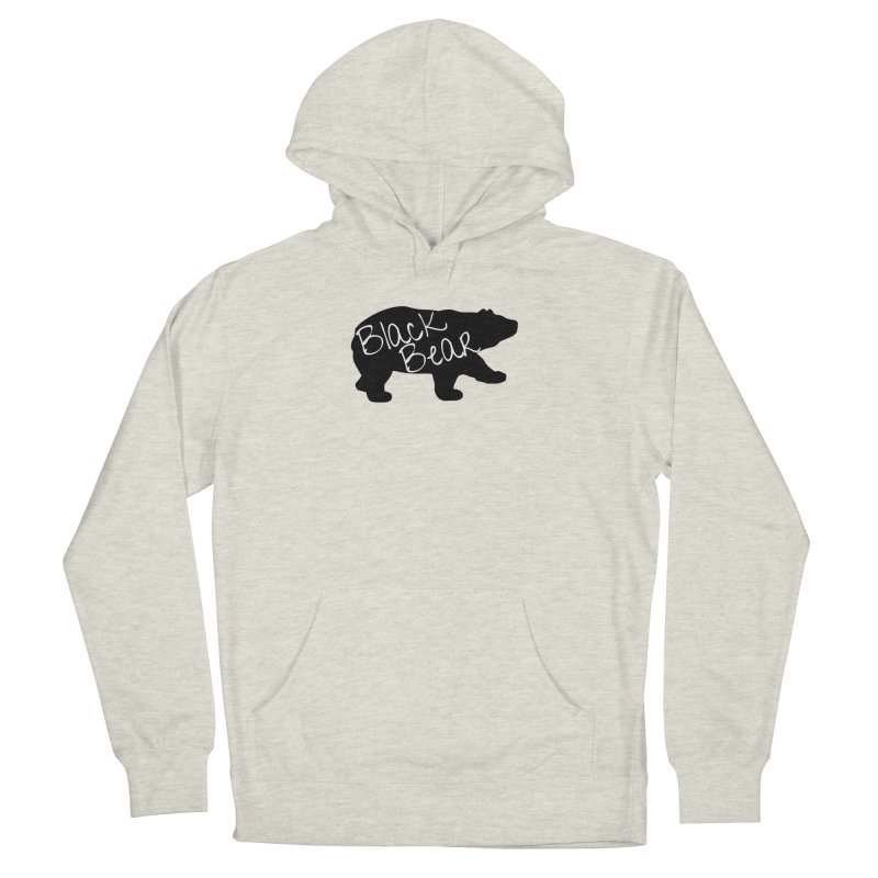 Black Bear Insider Women's French Terry Pullover Hoody by Black Bear Apparel