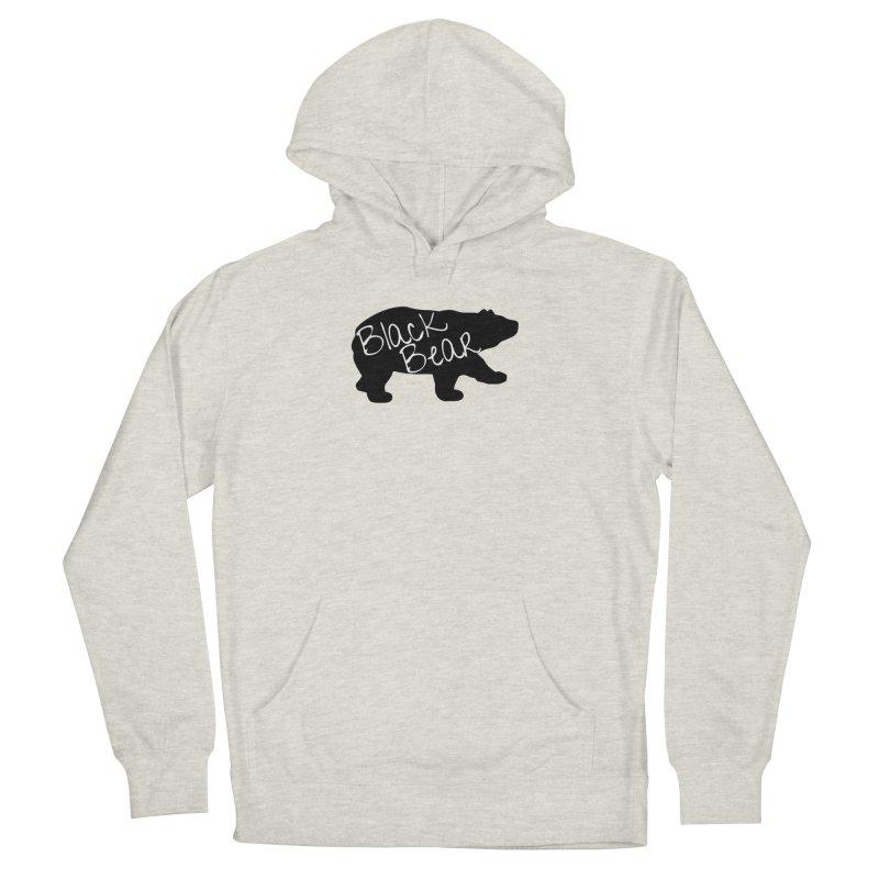 Black Bear Insider Men's French Terry Pullover Hoody by Black Bear Apparel