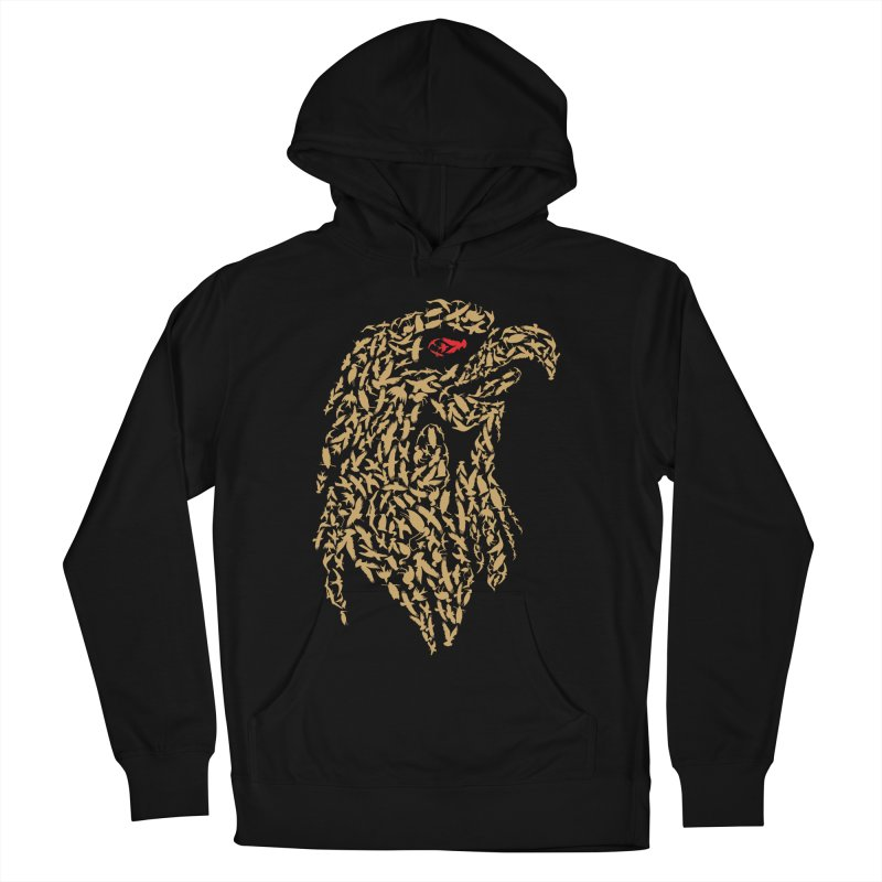 King Of Birds Men's Pullover Hoody by blackboxshop's Artist Shop