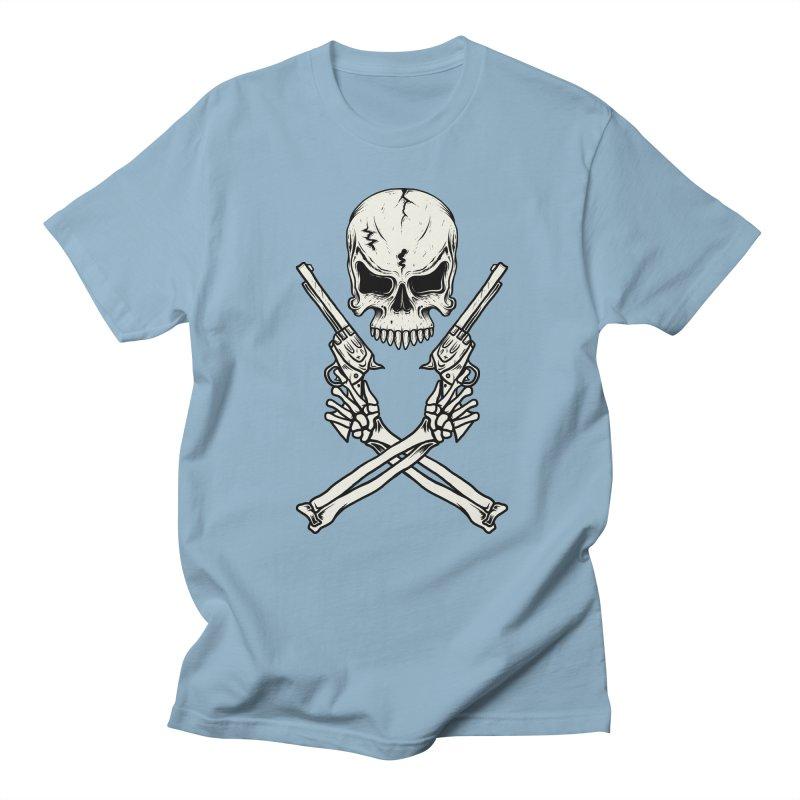 COLT 45 CROSSBONES Men's T-Shirt by blackboxshop's Artist Shop