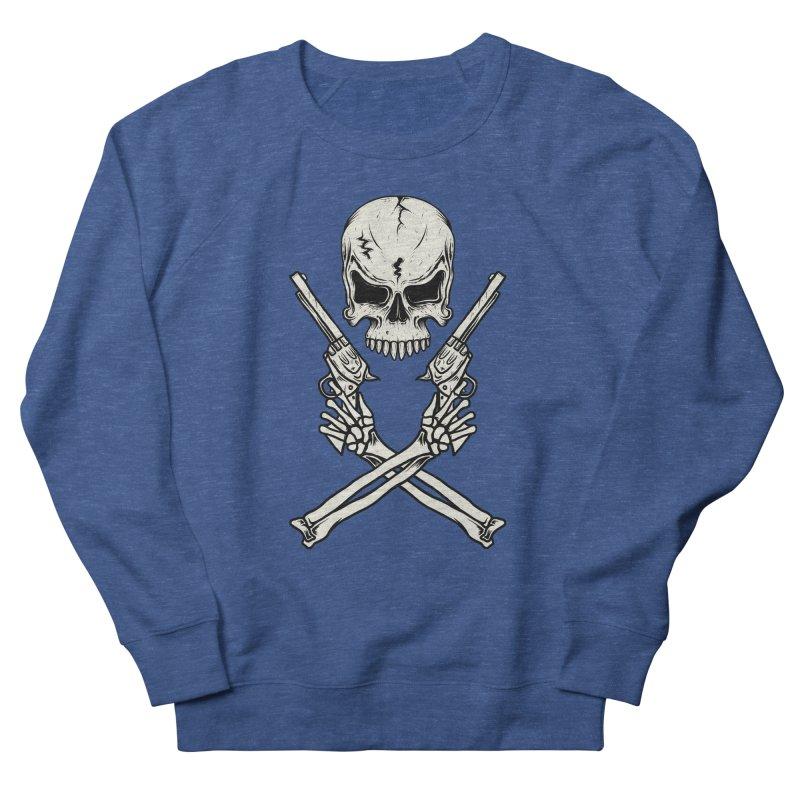 COLT 45 CROSSBONES Men's Sweatshirt by blackboxshop's Artist Shop