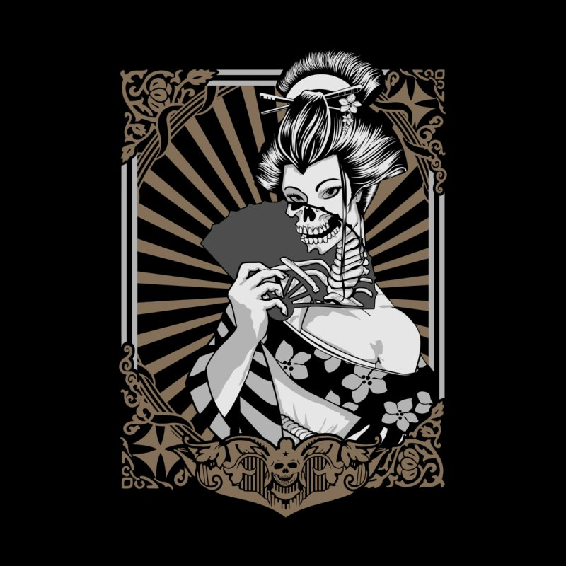 Zombie Geisha  by blackboxshop's Artist Shop