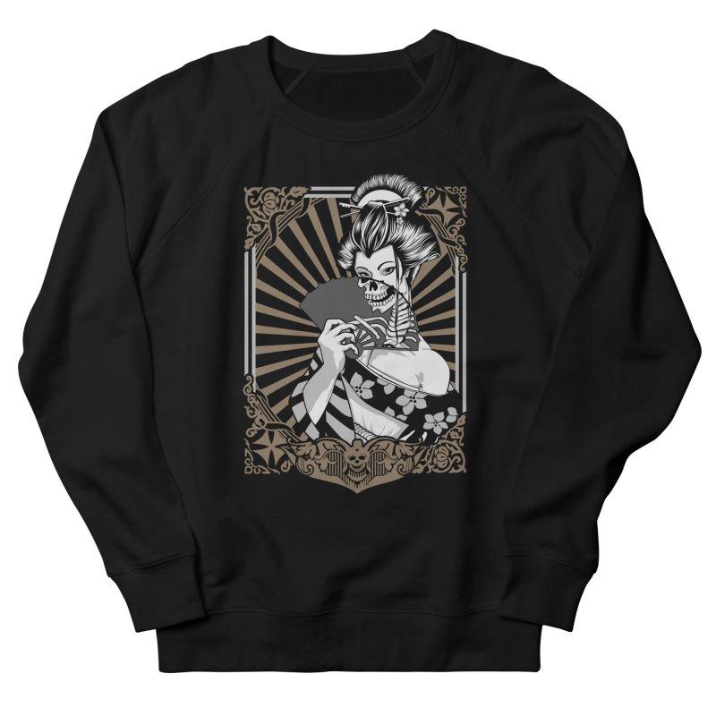 Zombie Geisha  Men's Sweatshirt by blackboxshop's Artist Shop