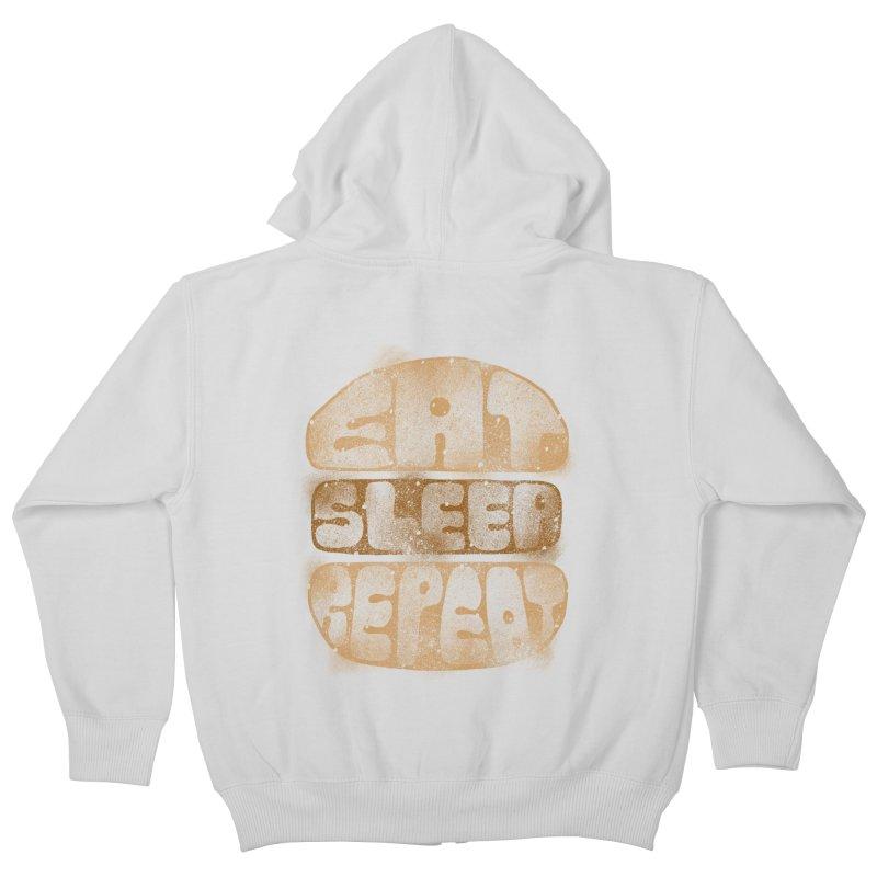 Eat Sleep Repeat    by blackboxshop's Artist Shop