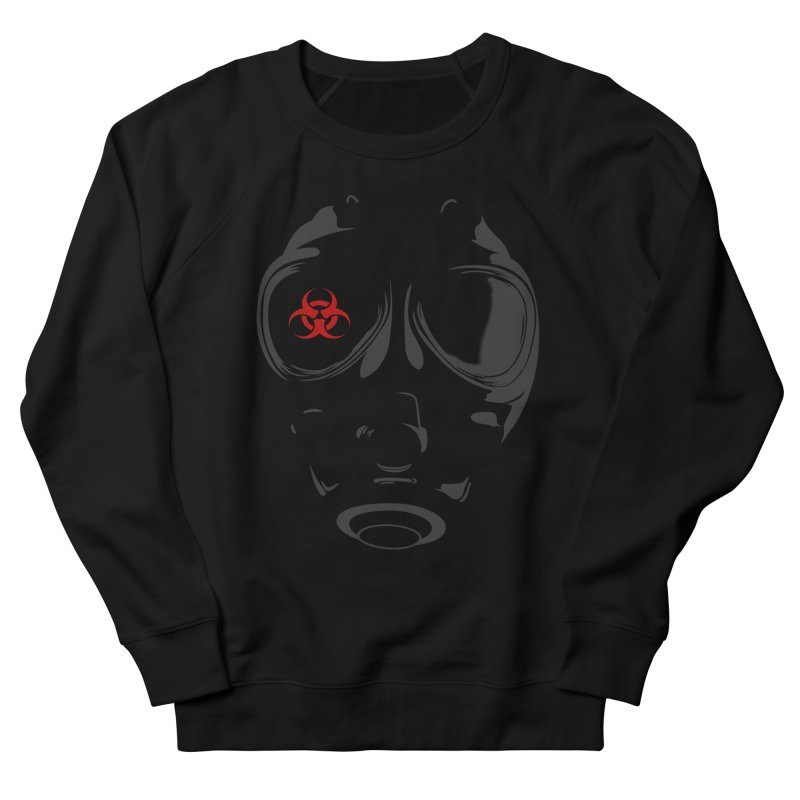 Gas mask Women's Sweatshirt by blackboxshop's Artist Shop