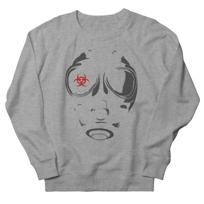 Gas mask Men's Sweatshirt by blackboxshop's Artist Shop