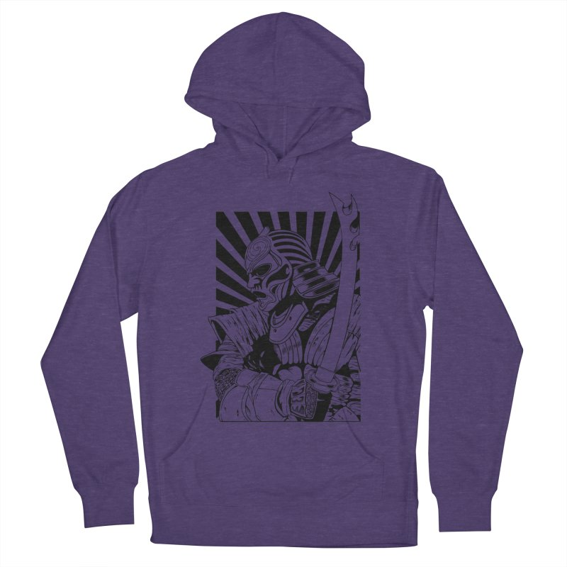 Ronin Samurai Men's Pullover Hoody by blackboxshop's Artist Shop