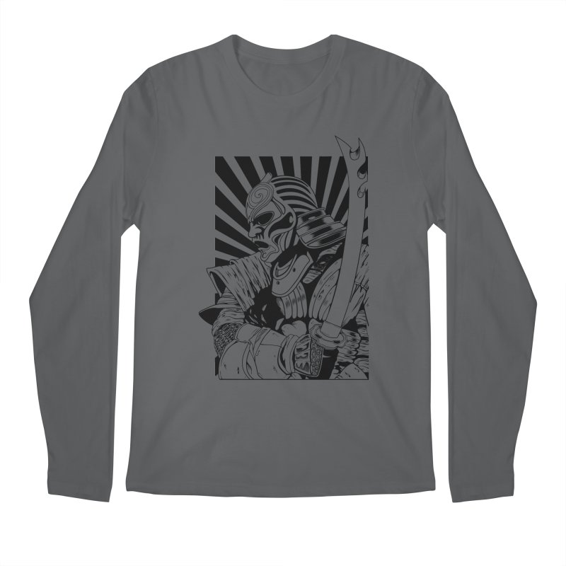 Ronin Samurai Men's Longsleeve T-Shirt by blackboxshop's Artist Shop