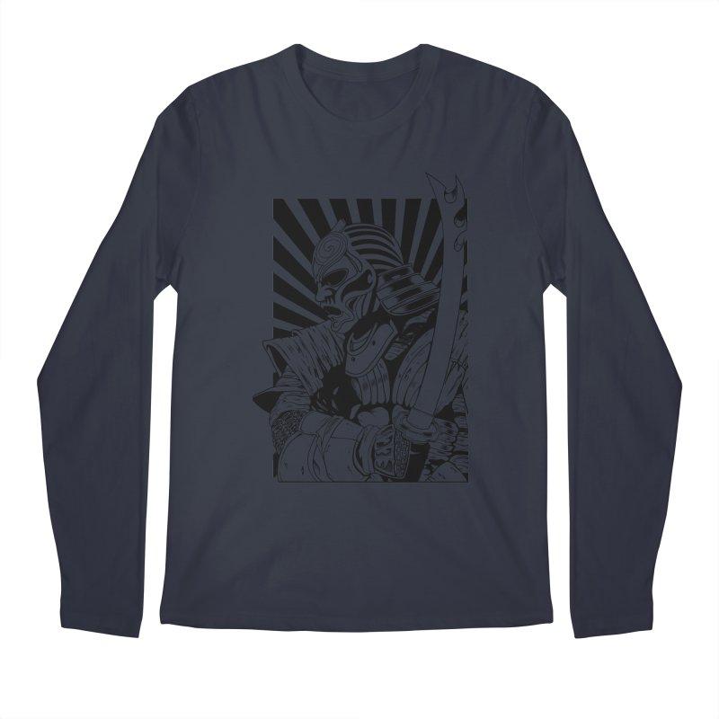 Ronin Samurai Men's Longsleeve T-Shirt by blackboxshop's Artist Shop