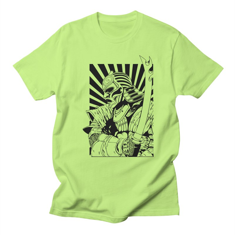 Ronin Samurai Men's T-Shirt by blackboxshop's Artist Shop