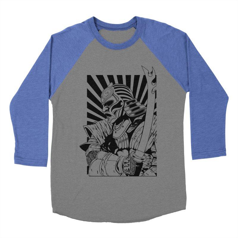 Ronin Samurai Men's Baseball Triblend T-Shirt by blackboxshop's Artist Shop