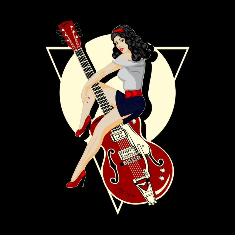 Queen Rock & roll by blackboxshop's Artist Shop