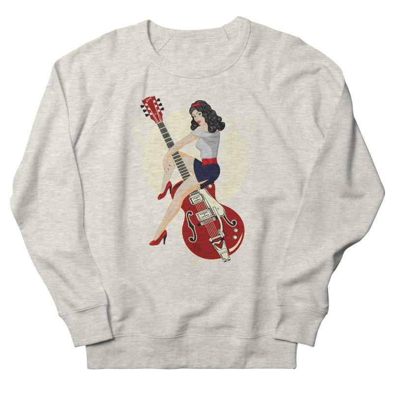 Queen Rock & roll Men's Sweatshirt by blackboxshop's Artist Shop