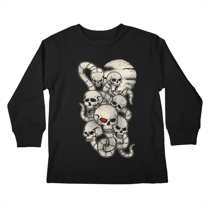 River monsters skeleton heads   by blackboxshop's Artist Shop
