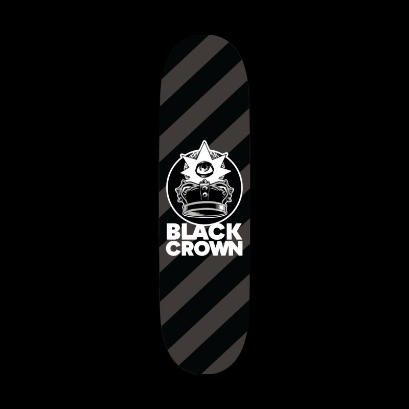 BLACK CROWN skate deck by Black Crown