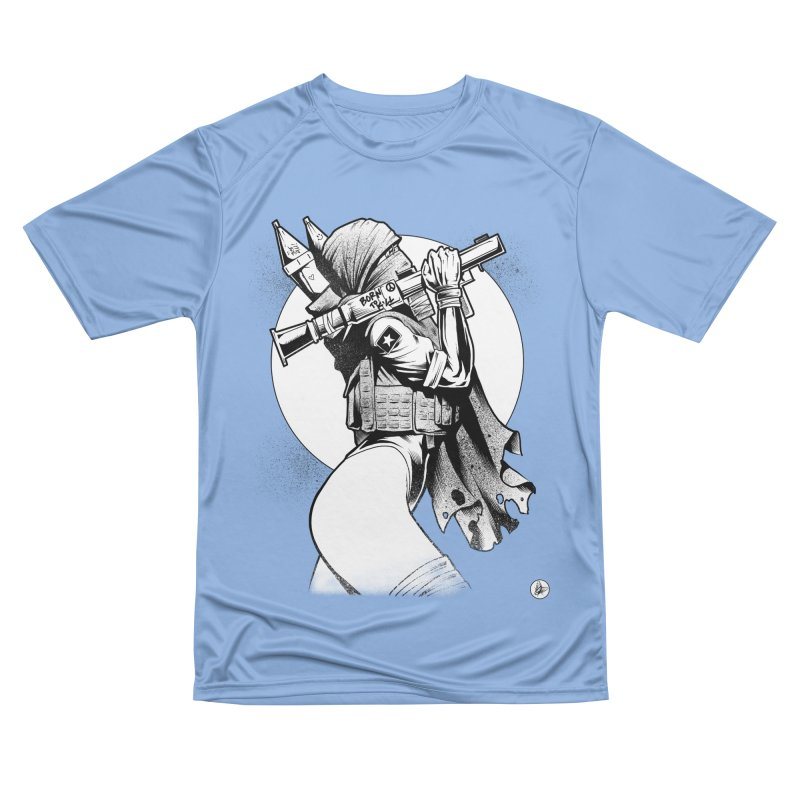 RPG Grrl Men's T-Shirt by Black Fly Press Official Merchandise