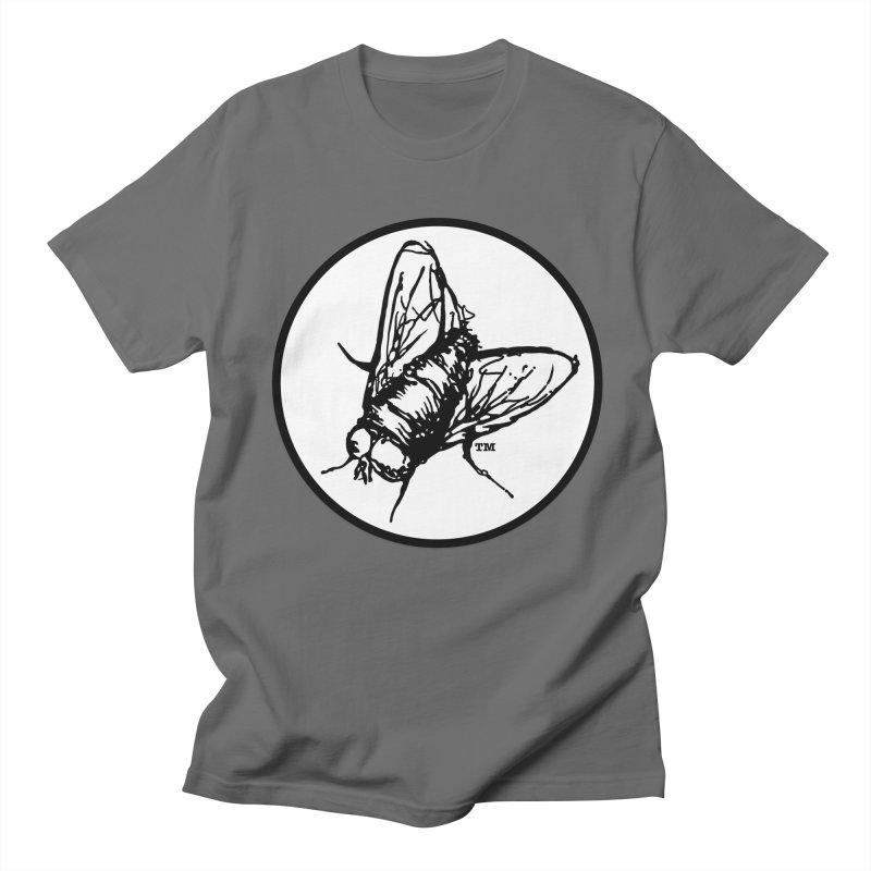 Black Fly Press Logo Men's T-Shirt by Black Fly Press Official Merchandise