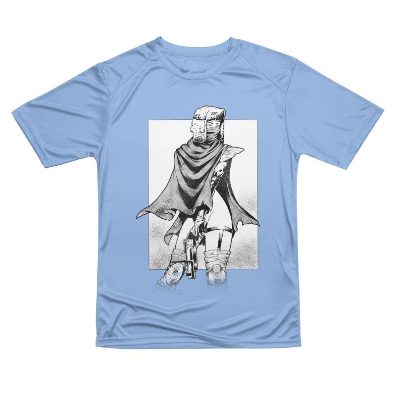Winter Grrl Men's T-Shirt by Black Fly Press Official Merchandise