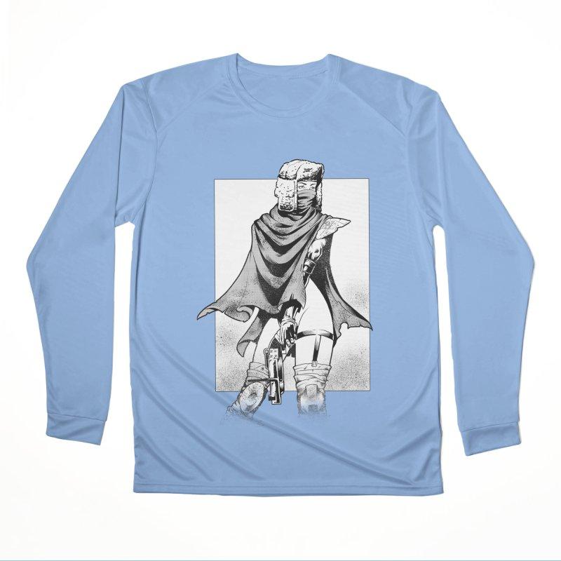 Winter Grrl Women's Longsleeve T-Shirt by Black Fly Press Official Merchandise