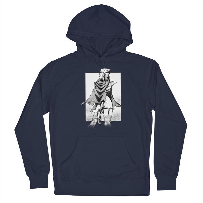 Winter Grrl Men's Pullover Hoody by Black Fly Press Official Merchandise