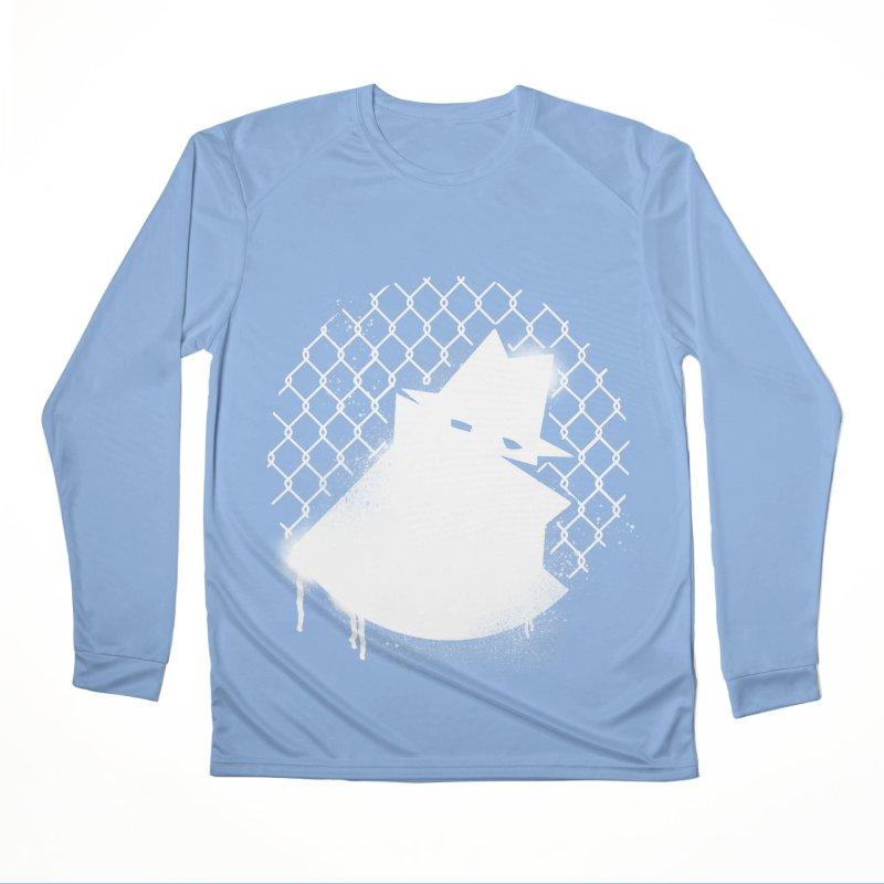 Good Neighbor (White) Women's Longsleeve T-Shirt by Black Fly Press Official Merchandise