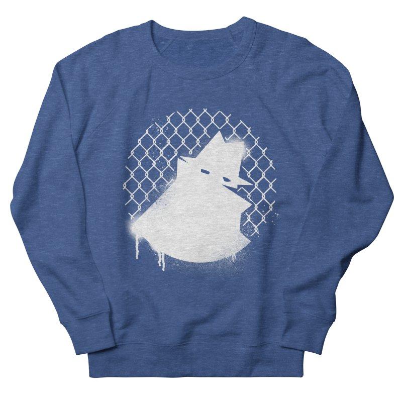 Good Neighbor (White) Men's Sweatshirt by Black Fly Press Official Merchandise