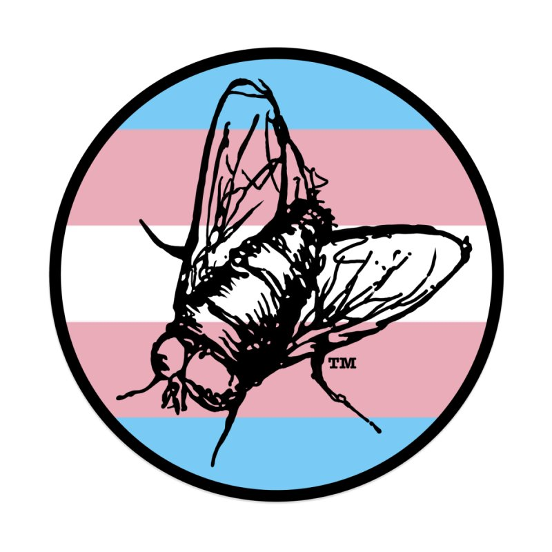 Black Fly Press Logo (Trans) Women's T-Shirt by Black Fly Press Official Merchandise