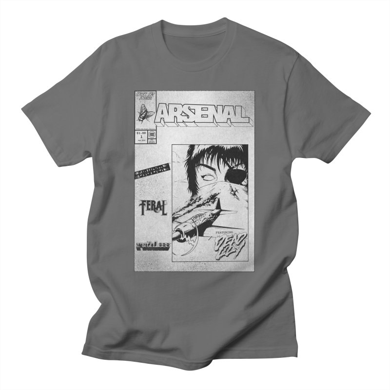 ARSENAL No.1 Cover Women's T-Shirt by Black Fly Press Official Merchandise