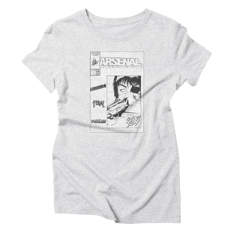 Women's None by Black Fly Press Official Merchandise
