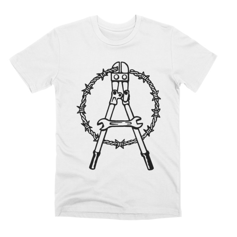Saboteur Men's T-Shirt by Black Market Designs