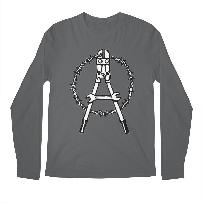 Saboteur Men's Longsleeve T-Shirt by Black Market Designs