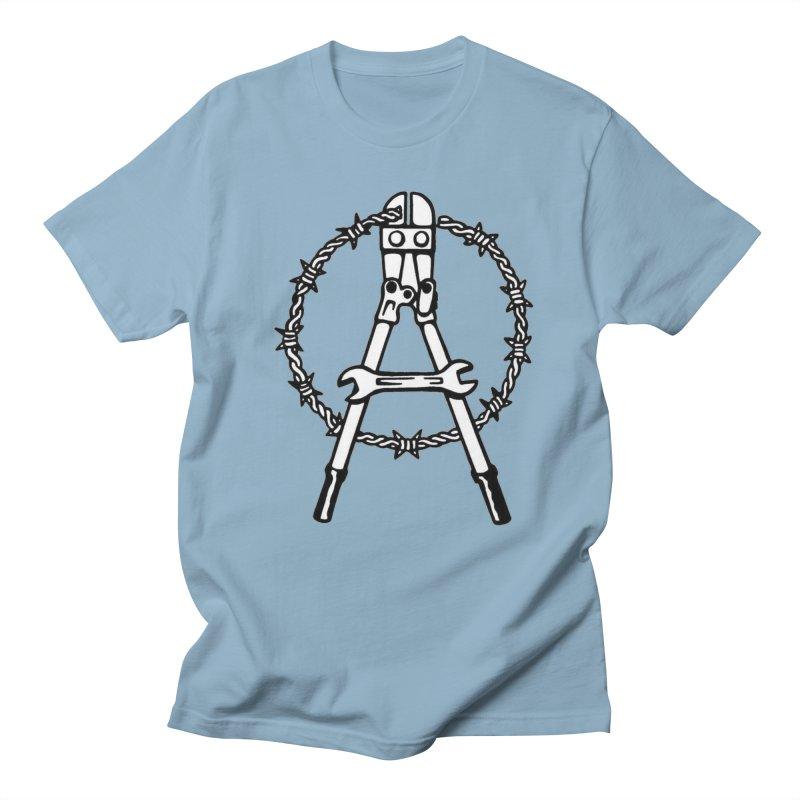 Saboteur Men's T-Shirt by Black Market Designs