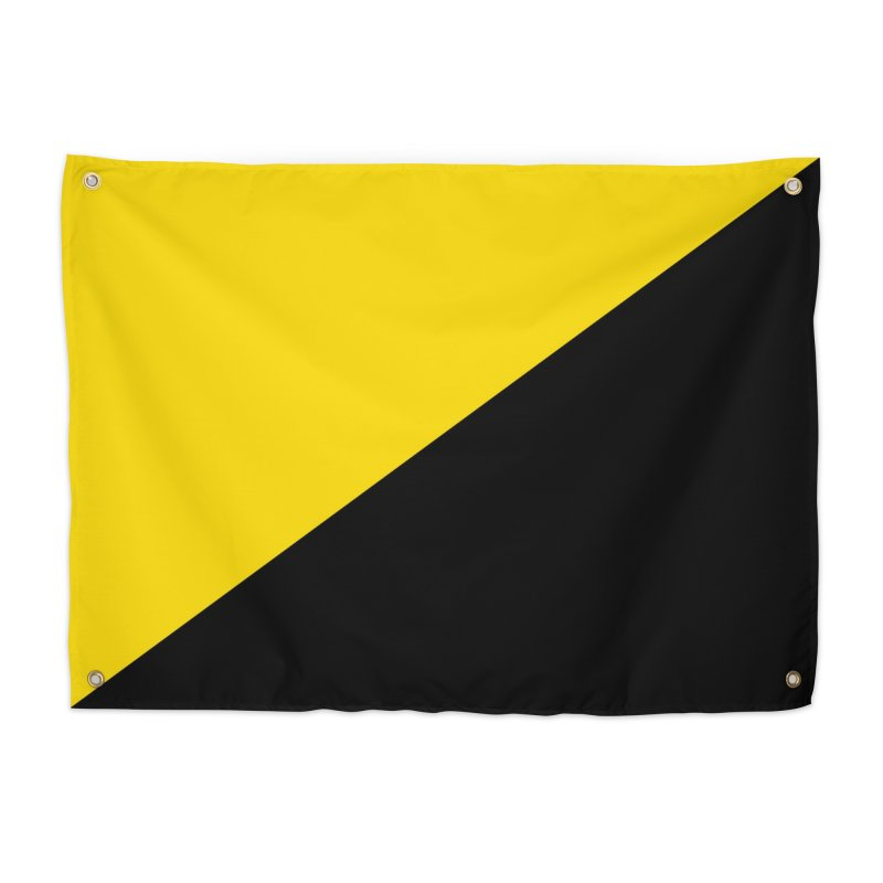 Ancap Tapestry Home Tapestry by Black Market Designs