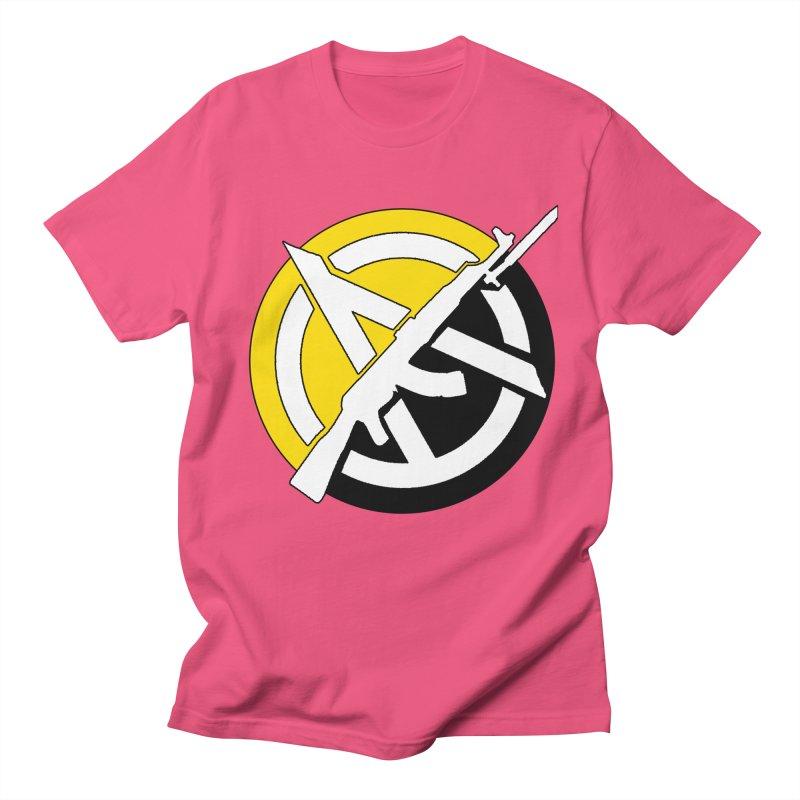 Ancap Anarchy Men's T-Shirt by Black Market Designs