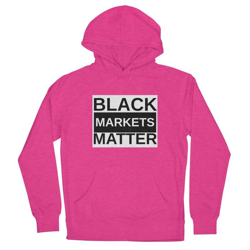 Black Markets Matter Men's Pullover Hoody by Black Market Designs