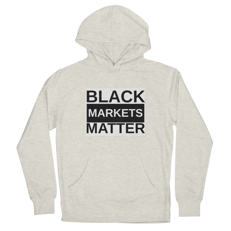 Black Markets Matter Women's Pullover Hoody by Black Market Designs