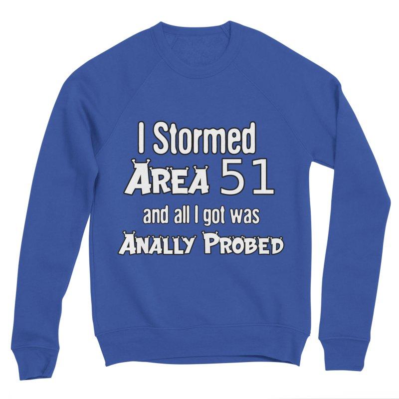 Alien 51 Women's Sweatshirt by Black Market Designs