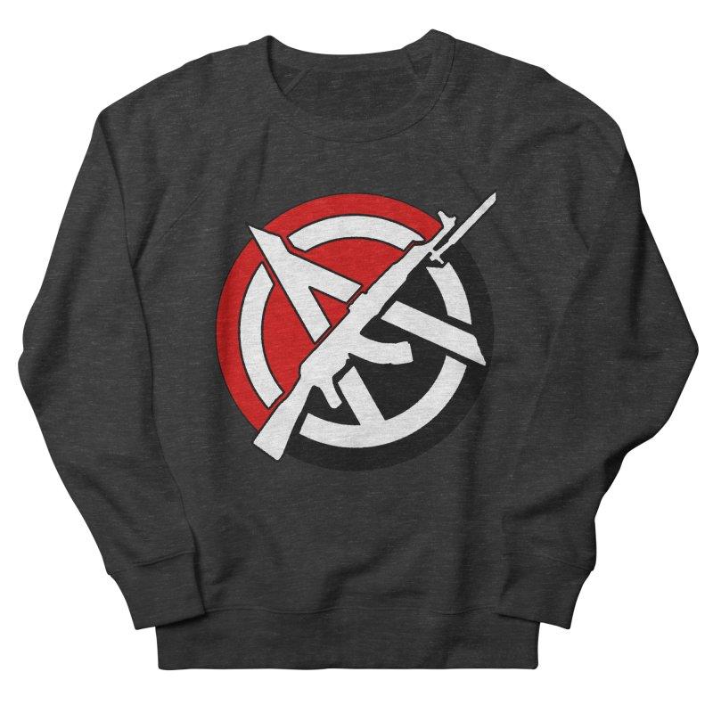 Ancom Anarchy Women's Sweatshirt by Black Market Designs