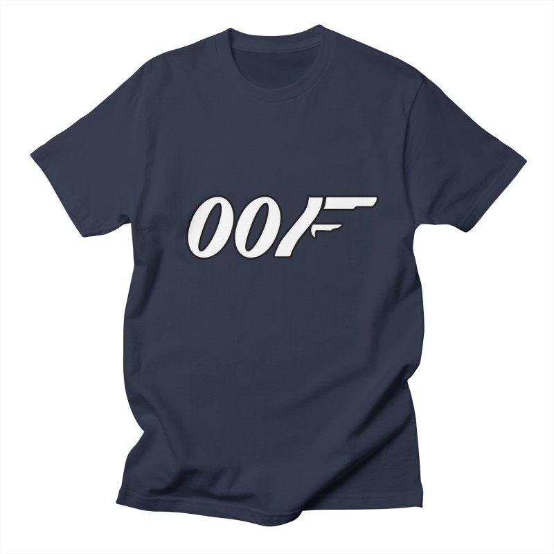 Oof Men's T-Shirt by Black Market Designs