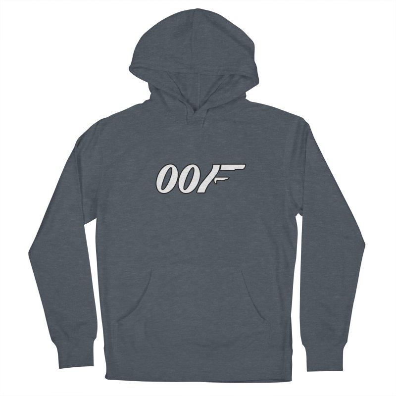 Oof Women's Pullover Hoody by Black Market Designs