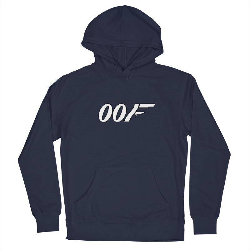 Oof Men's Pullover Hoody by Black Market Designs